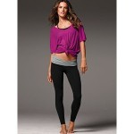 More Lululemonaid: Victoria's Secret Yoga V-Front Legging