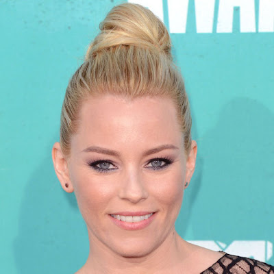 Get The Look: Elizabeth Banks' Makeup & Hairstyle At The MTV Movie Awards