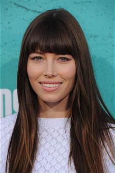 Get The Look: Jessica Biel's Hairstyle At The 2012 MTV Movie Awards