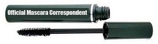 Official Mascara Correspondent: L'Oreal Paris False Fiber Lashes Black Lacquer Mascara