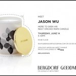 Meet Jason Wu At Bergdorf Goodman on June 14th