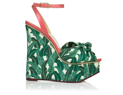 WANT: Charlotte Olympia Meridith Wedges