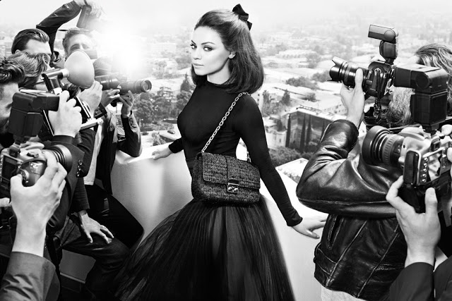 Mila Kunis: Face Of Second Dior Campaign