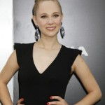 Juno Temple's Hairstyle At 'The Dark Knight' Premiere: How-to