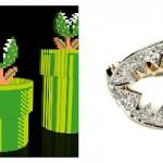 WANT: Moda Operandi White Diamond Jaw Ring
