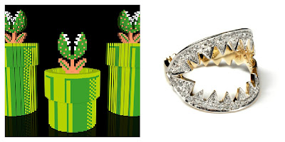 WANT: Moda Operandi White Diamond Jaw Ring