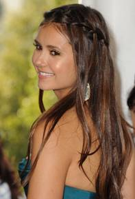 Nina Dobrev's Hairstyle & Makeup How-to: 2012 Teen Choice Awards