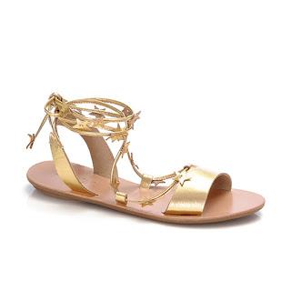 Sandalous: Loeffler Randall Starla Plank Sandal