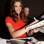Ashley Greene Hairstyle For Jimmy Kimmel Last Night