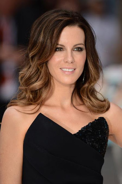 Get The Look: Kate Beckinsale's Makeup At The 'Total Recall' Premiere in London