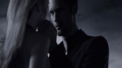 Alexander Skarsgard in Calvin Klein Encounter Fragrance Ad