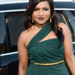 Mindy Kaling's Hairstyle & Makeup: 2012 Emmys