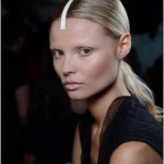 Alexander Wang Fall 2013 Show Makeup: Nars