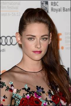 Kristen Stewart's Makeup: 'On The Road' Premiere