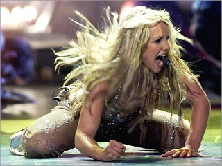 Britney Spears Glory Days: The 2000 MTV Video Music Awards Hair How-to