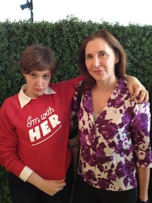 Lena Dunham's Haircut