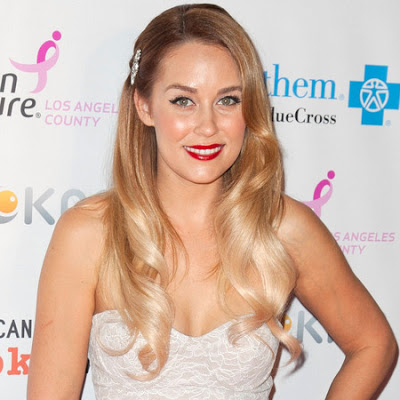 Lauren Conrad's Makeup At The Design For The Cure Gala