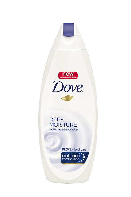 New: Dove Deep Moisture Body Wash With NutriumMoisture