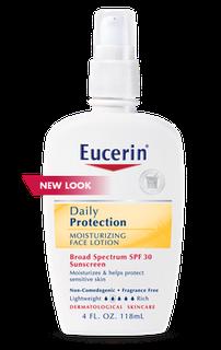 Sponsored Post: Eucerin Skin Care Video Update