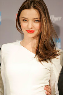 What's On Victoria's Secret Angel Miranda Kerr's Vanity ?