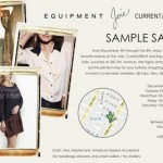 Joie, Current-Elliot, Equipment Sample Sale