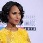 Kerry Washington's Hairstyle At The American Music Awards 2012