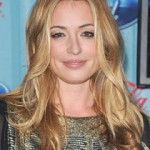What's On Cat Deeley's Vanity?