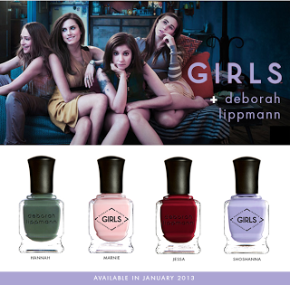 Girls + Deborah Lippmann Nail Polish Set