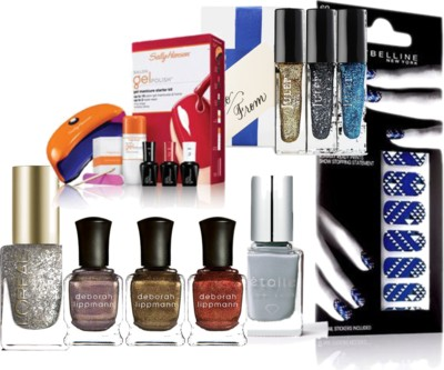 Holiday Gift Guide: For The Nail Enthusiast