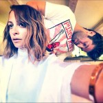 Nicole Richie's New Short Haircut Picture