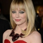 Emma Stone's Makeup At The 'Gangster Squad' Premiere