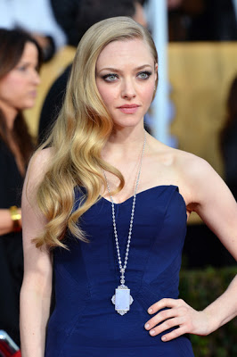 SAG Awards Hairstyle: Amanda Seyfried