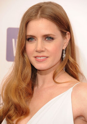 Amy Adams' Makeup At The Critics' Choice Awards 2013