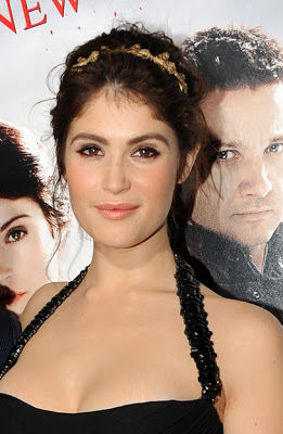 "Gemma Arterton's Makeup: 'Hansel And Gretel"" Premiere"