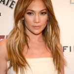 Jennifer Lopez' Hairstyle & Makeup At 'Parker' Premiere