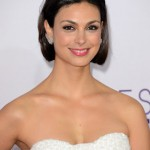 Morena Baccarin's Hairstyle At The People's Choice Awards 2013