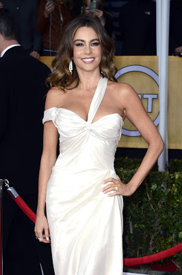 SAG Awards Hairstyle: Sofia Vergara