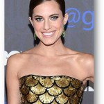 Allison Williams' Makeup At The 'Girls' Season 2 Premiere