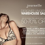 Journelle Sample Sale
