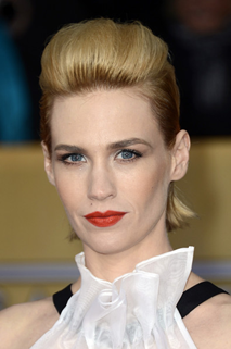 SAG Awards Makeup: January Jones