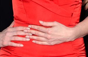 SAG Awards Nails: Jessica Chastain