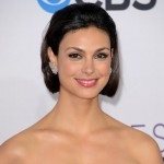 Morena Baccarin's Makeup At The People's Choice Awards