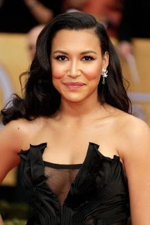 SAG Awards Makeup: Naya Rivera