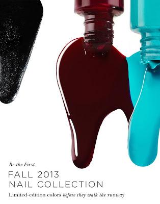 Oscar De La Renta Fall 2013 Nail Collection