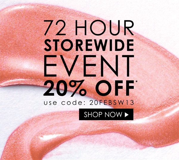 20% Off At B-Glowing.com