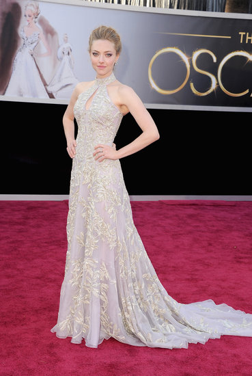 Oscars Hairstyle: Amanda Seyfried
