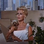 Fictitious Fragrance Fan: Lisa Douglas of 'Green Acres'