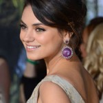 Hairstyle: Mila Kunis At The 'Oz The Great And Powerful' Premiere