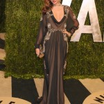 Vanity Fair Oscars Party Hairstyle: Miranda Kerr