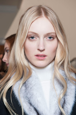 Backstage Beauty: The Row Hair How-to